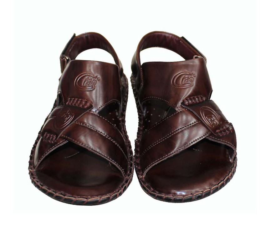 ef4c20a2d Real Genuine Leather Ching Ming Men Sandal for Summer (1)