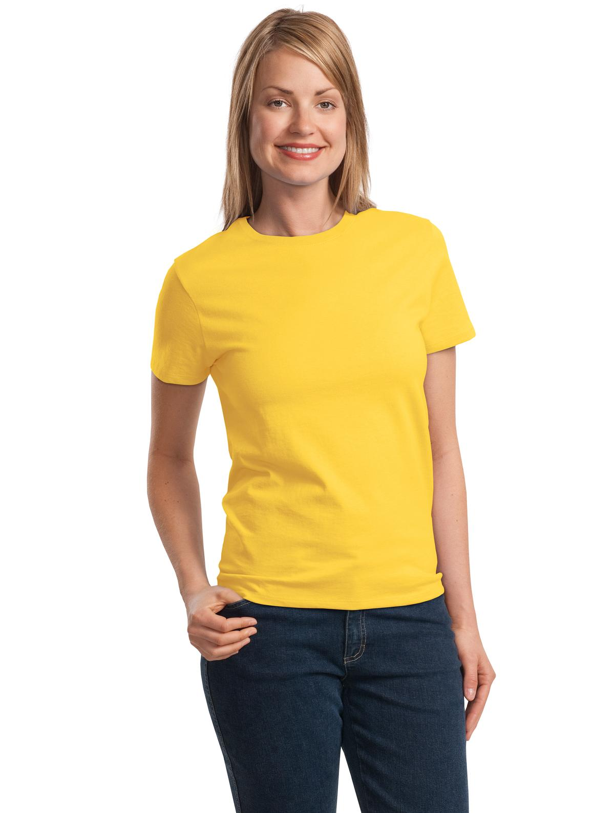 Women's T-shirts & Tees A basic essential in every closet, Belk's collection of women's t-shirts features the latest trends. These men's tees are available in a range of sleeve lengths, necklines, hems and styles so you are sure to find something you love.