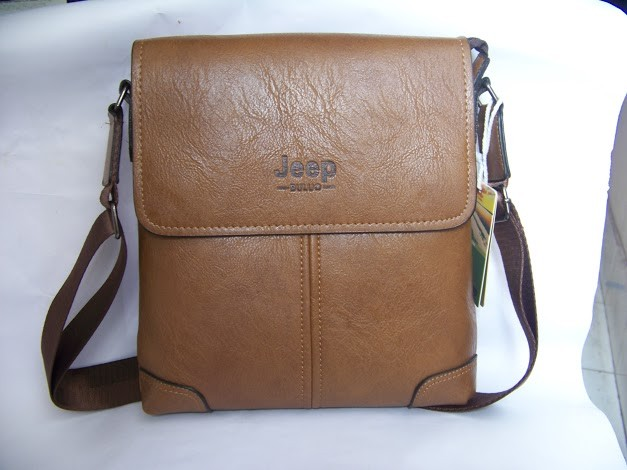 Brown Color PU Leather Imported from China 1 Chamber Inside 2 Pocket ... 8dbeb926c4