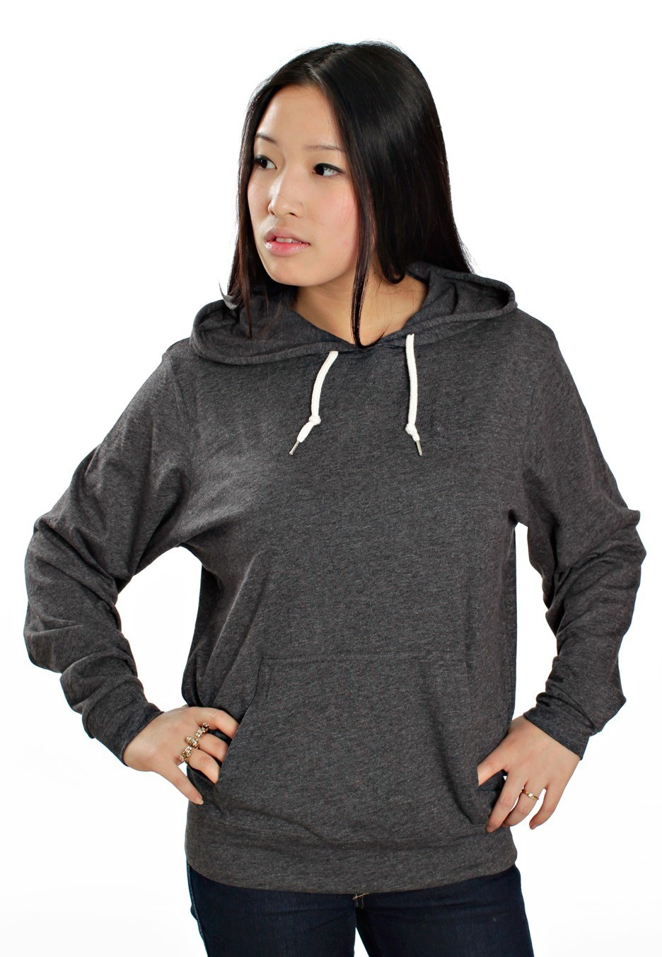 ce344efa3407 Specification  Gray Color Export Quality Fleece Fabric Bangladesh  Manufacture Puma Ladies Winter Hoodie (HJF-09)